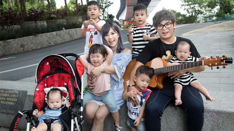 OK繃主唱阿Kim:是樂手、職能治療師,也是4子的爸