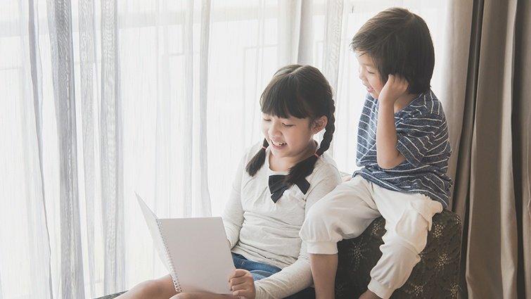 宋曉婷:引導孩子從繪本進入橋梁書的3大步驟