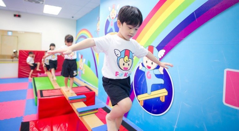 逾五成父母有感!學習體操讓孩子成長坐得住