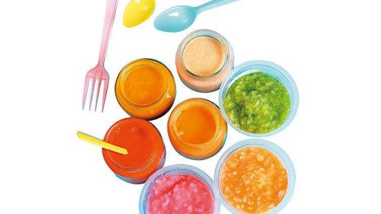 選用市售副食品6大重點