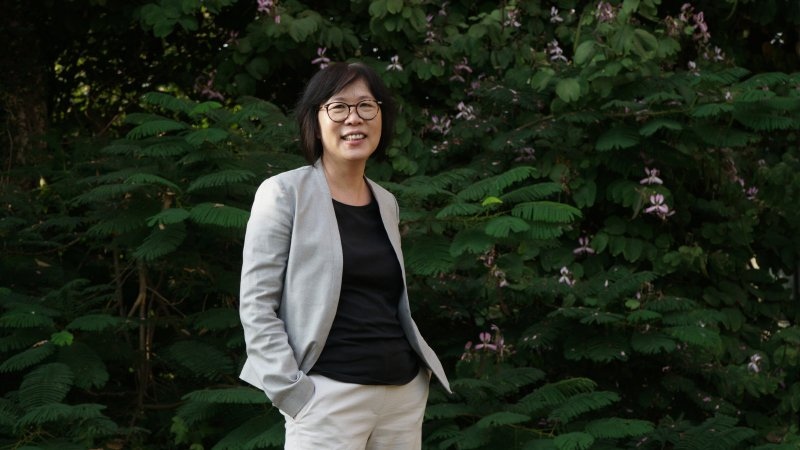 中正大學哲學系教授 吳秀瑾:克服女生數學恐懼 才能打破AI性別偏見