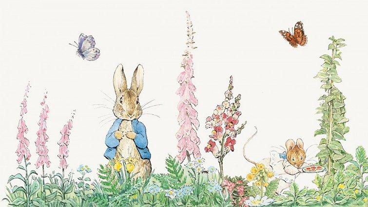 【童書大師系列】知名角色「彼得兔」作者──碧雅翠斯.波特:留給未來的文化資產
