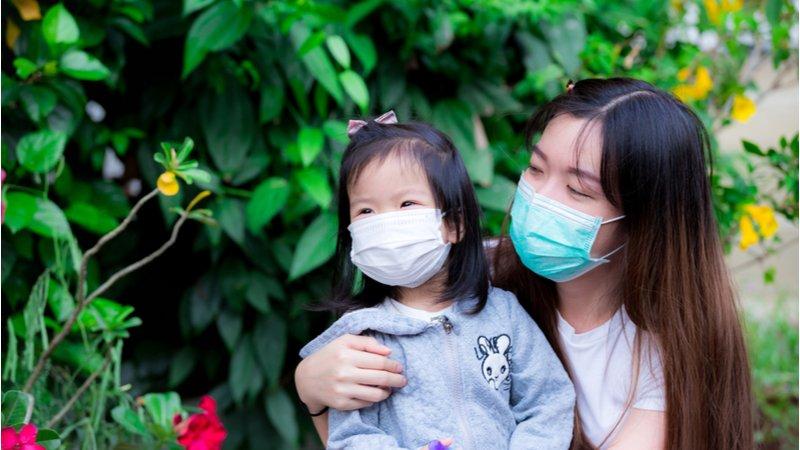 口罩下,兒童需要學習的臉部辨識與社交情緒