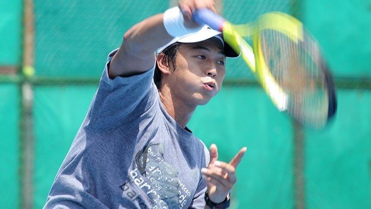 「網球一哥」盧彥勳:從運動中學習面對失敗