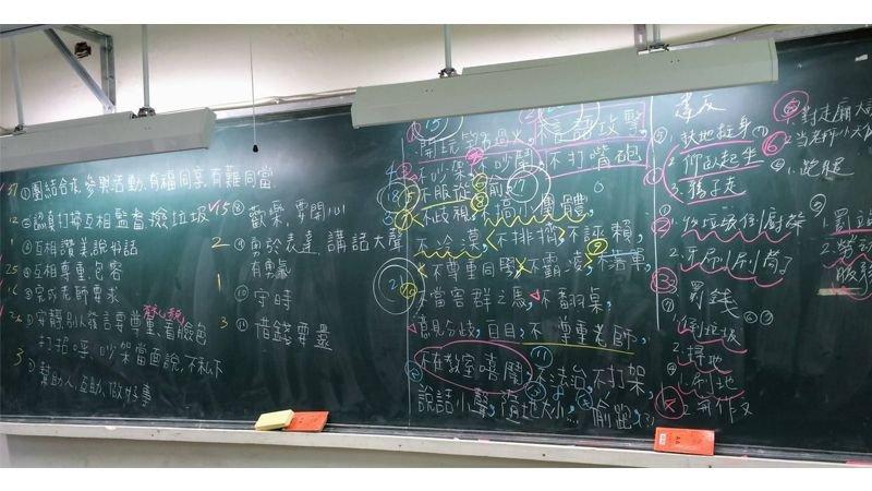 老師,別再「訂班規」了!