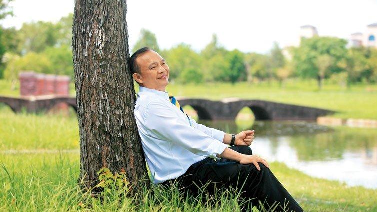 林聰賢:教育是教人思考,我要成為怎樣的人