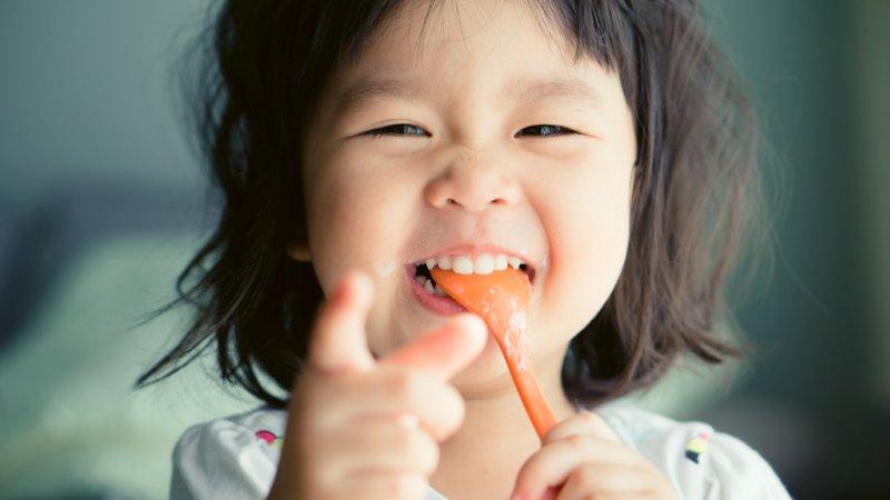 繪本飄香!故事陪孩子愛上吃飯