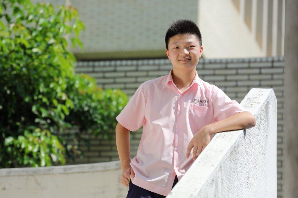 發掘學習熱情,走出自己的路 新竹實驗中學 劉承亞