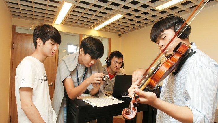 全台首創影視音實驗高中-影視音實驗教育機構,讓孩子快速長大的學校