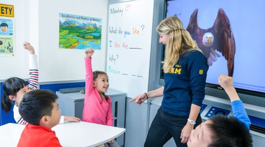 Enjoy Learning! 享受學習,讓英語成為孩子帶著走的能力!