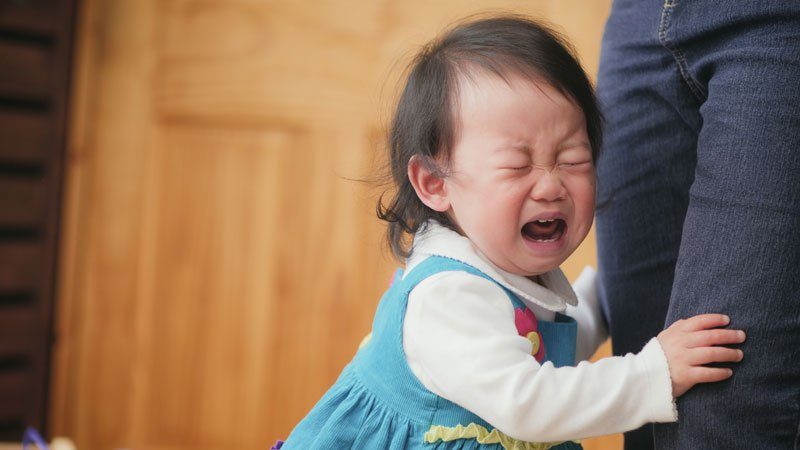 練習讓自己生氣時,不傷害孩子