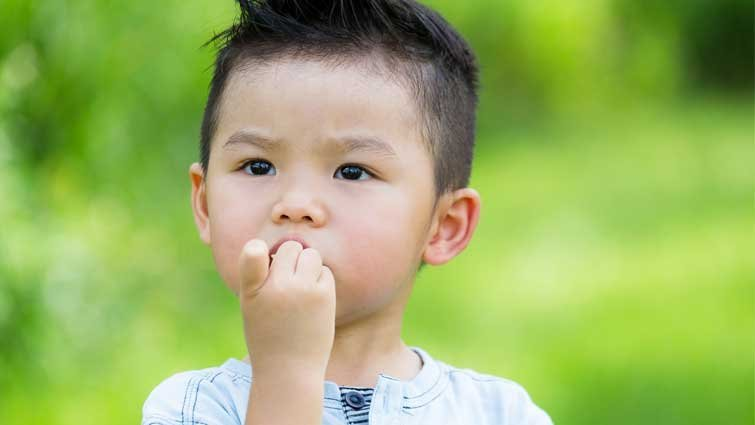 幼兒愛剝指甲,可能有情緒問題嗎?