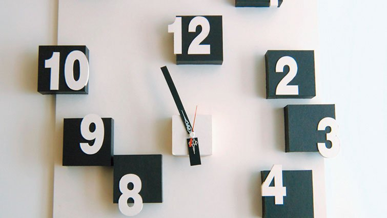 五個習慣,給自己更多時間