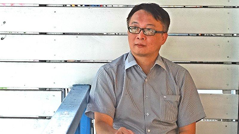 驗屍台上遇見父親,51歲法醫楊敏昇,從人定勝天到相信天命不可違的人生路