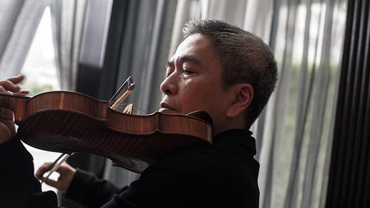 小提琴家胡乃元:學音樂不該為了比賽和升學