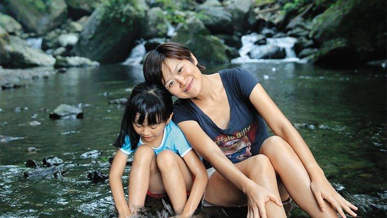 外向媽媽羅怡君X內向女兒:擔心內向孩子,是因為不懂如何愛她