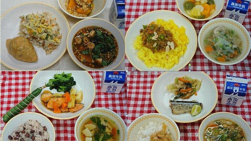 日本營養午餐長這樣!學校不僅供餐,更成為社區食育基地