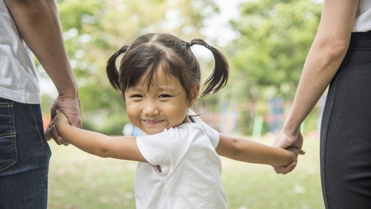 孩子想要安定成長,就必須擁有「安全堡壘」