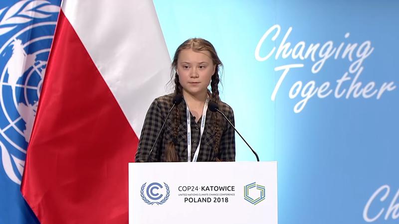 史上最年輕的諾貝爾和平獎候選人:瑞典亞斯伯格女孩的奇幻旅程