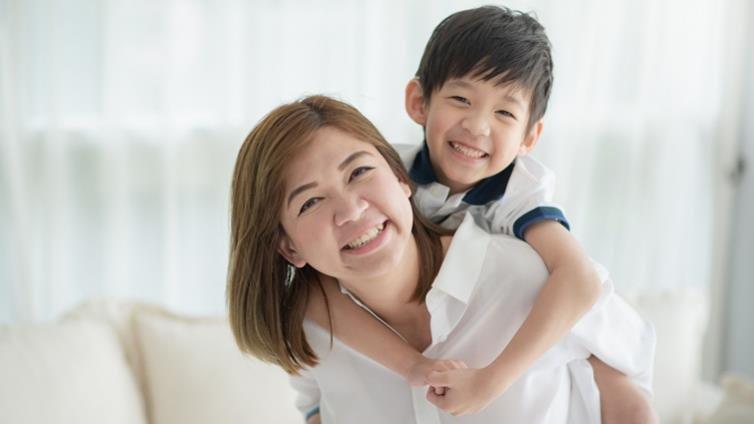 梁莉芳:育兒路上指引我的,不是教養專家,是親愛的孩子