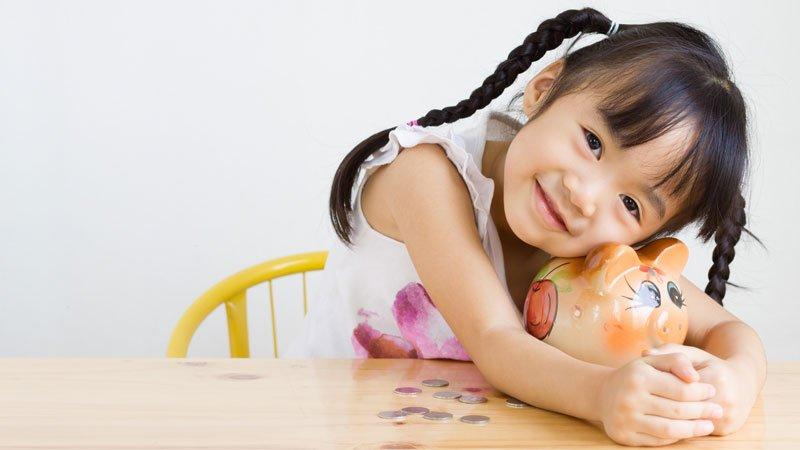 父母最常問大解密!小孩零用錢怎麼給?幾歲開始給?