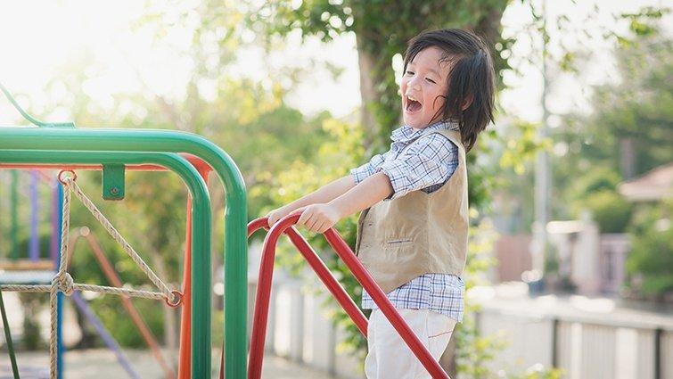 周育如:孩子的第一個挑戰-生活自理、人際分享