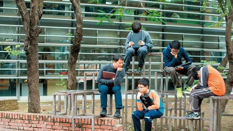 蘇文鈺:跨科整合資訊應用,激發創意火花