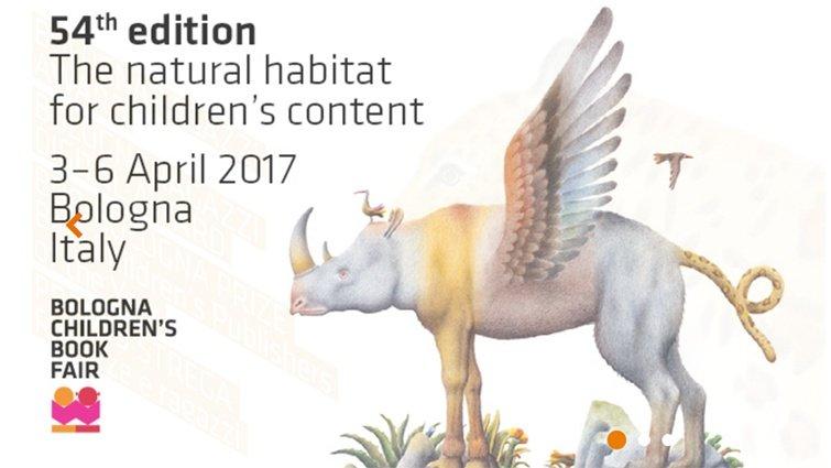 2017插畫界的奧斯卡-義大利波隆那兒童插畫展,臺灣2位插畫家入選