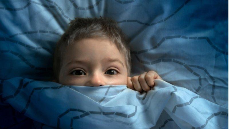 小孩容易看到鬼?心理學家這樣說