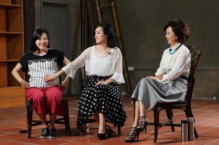 孫翠鳳 從不太會說台語的台北OL,練成明華園當家小生