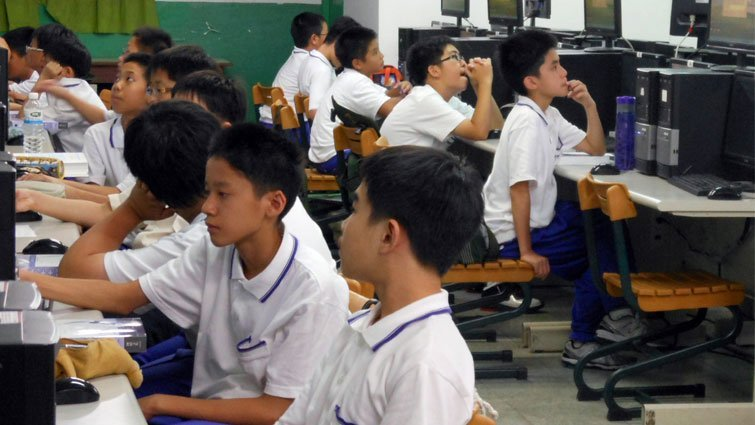 台北市延平中學國中部:栽培數理高手的大本營