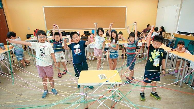 亞洲兒童程式教育協會理事長 盧盟晃 不用電腦也能上程式設計課!