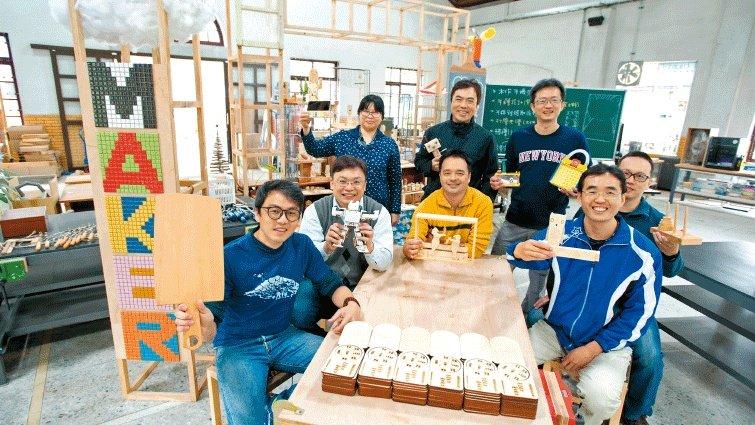 科技翻轉教育浪潮下的台灣優勢,熱血老師造就創新基地