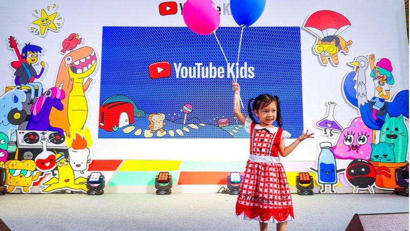 YouTube推分級制!非為兒童製作內容將遭相關App屏蔽