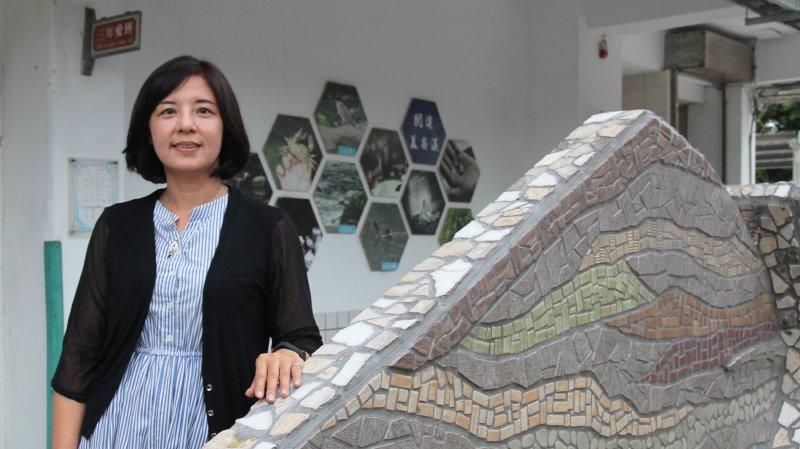 2019教育創新100|地震不怕!蕭美珍把震後重建變成教育亮點