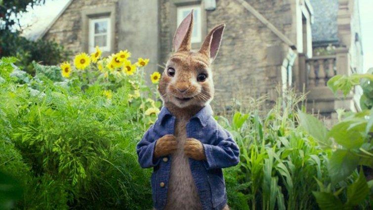 全世界最紅的兔子 【比得兔】兒童節躍上大銀幕(中獎名單於文末)