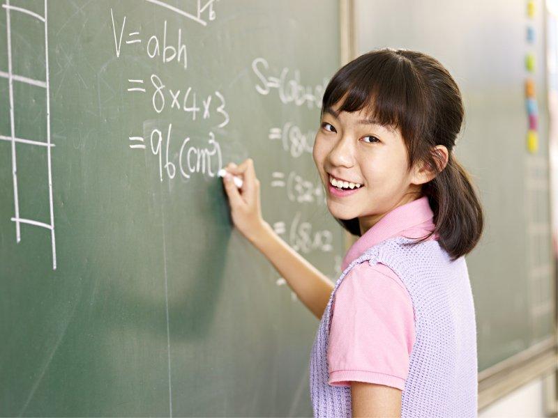 問題不在天分!哈佛和史丹佛證實,每個人都有「數學細胞」