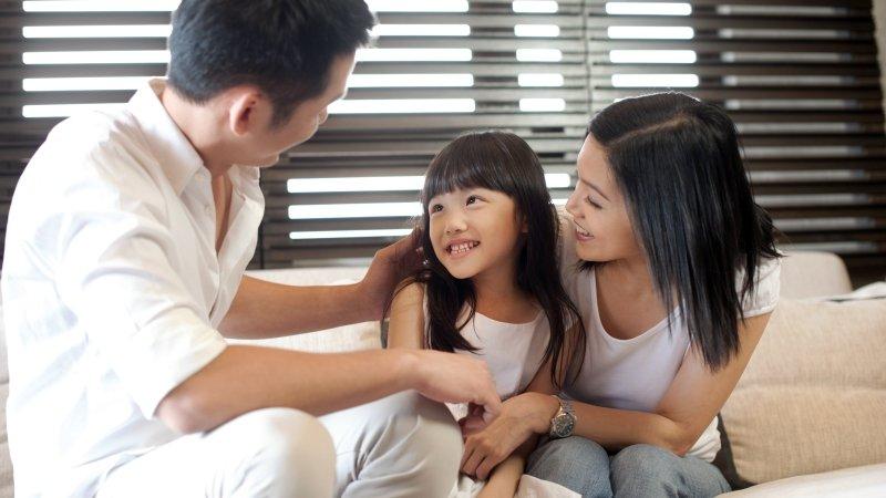 原來教育的目標,是要給予孩子「愛」,而不是急著要他「改」