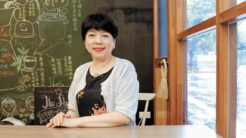 從太妹變副教授,郭葉珍想告訴父母: 要容許孩子做  「看起來很廢」的事