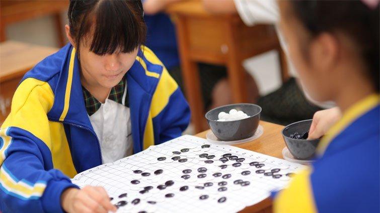 新竹縣東泰高中國中部:「六藝」學習,納入正式課程