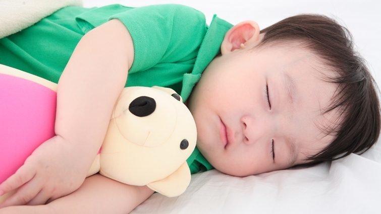 7個妙方,讓孩子自己乖乖就寢