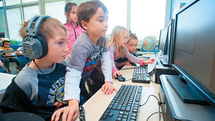 新鮮事/英國小學生5歲起必學寫電腦程式