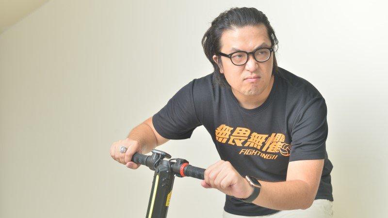 台北大學犯研所助理教授 沈伯洋:假訊息最可怕的是長期洗腦