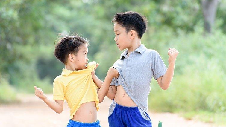 3步驟,消滅孩子手足衝突怒火