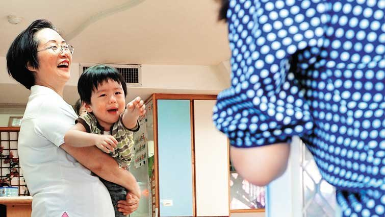 幼兒園分離焦慮|孩子,你為什麼哭著上學?