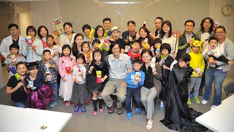 與作家有約:林世仁×王淑芬──史上第一屆《妖怪小學》變裝派對!
