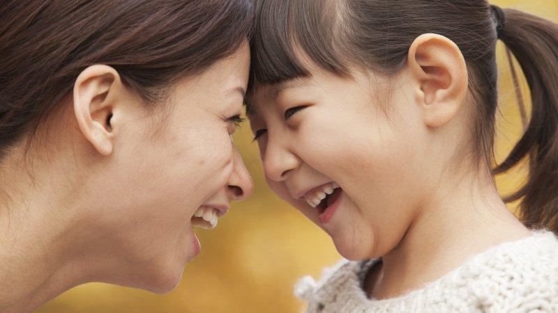 重視孩子童年的撒嬌,能孕育出對他人的體貼之心