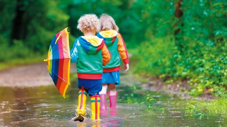 對抗雨季超實用生活提案-春雨梅雨,下雨也不愁