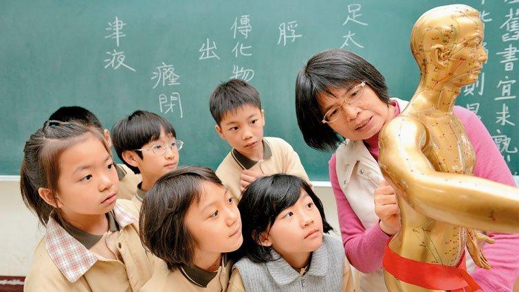 南投縣弘明實驗高中國中部:質樸低調的佛教私塾