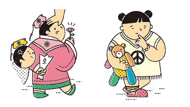 6類型孩子,如何引導成為衝突解決高手?